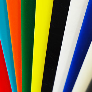 Coloured Perspex® Sheets