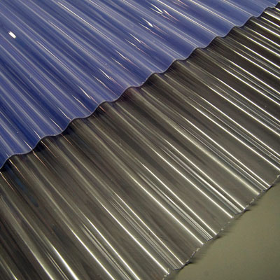 Corrugated PVC Sheets