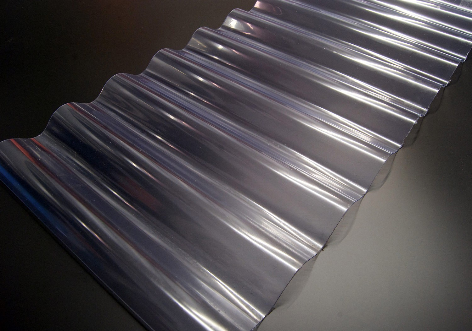 "1.1mm Heavy Duty 3"" Corrugated 7'/2135mm"