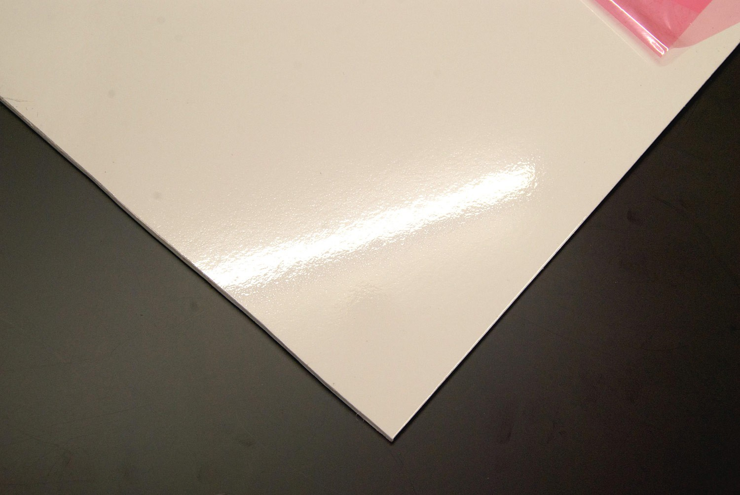 3mm Foamex PVC 2440 x 1220mm (White Gloss)