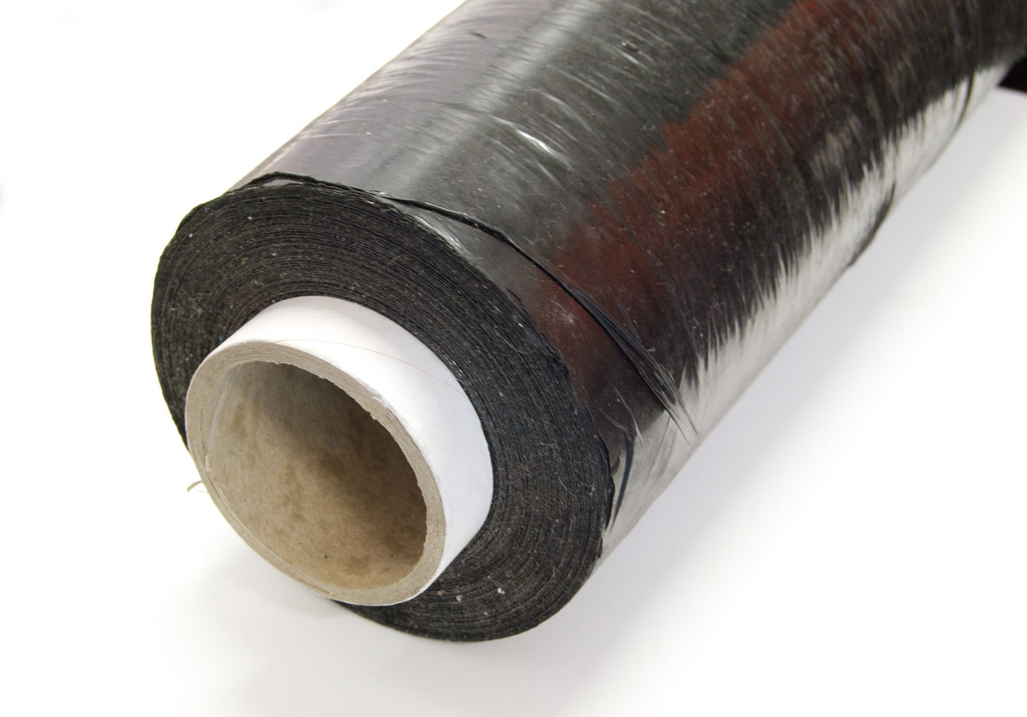 20 Micron Pallet Wrap Black (400mm Wide)