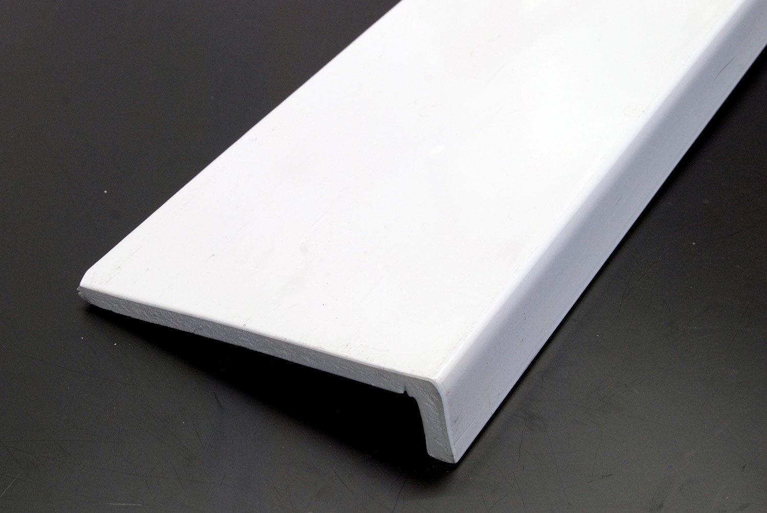 175mm Capping Board (White)