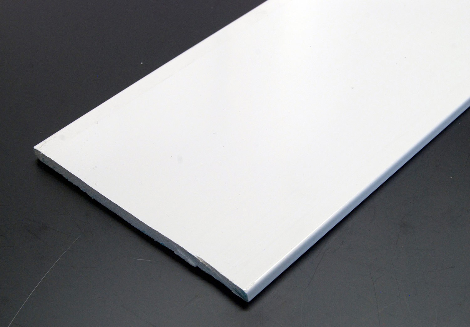 100mm Flat Board (White)