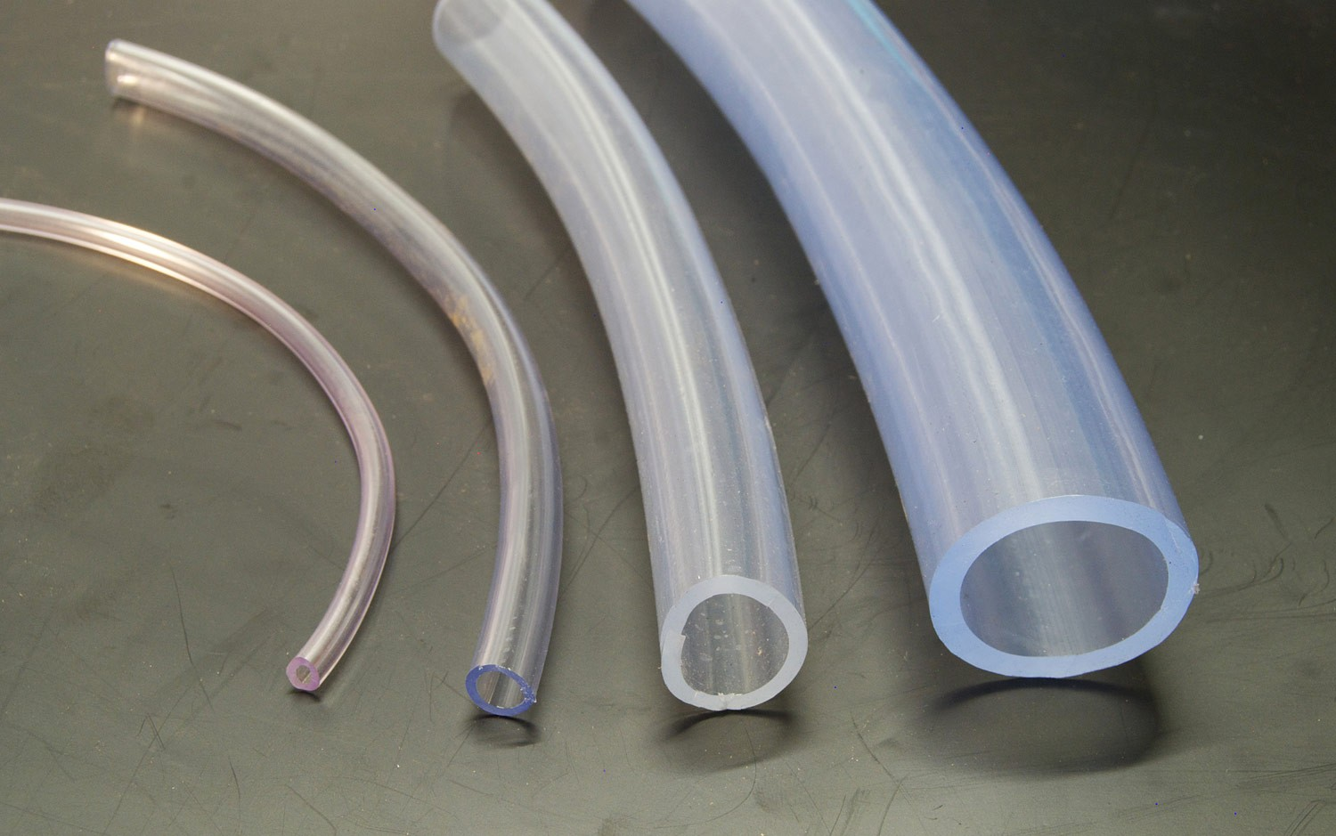 Clear PVC Tube 8 / 11mm (per metre)