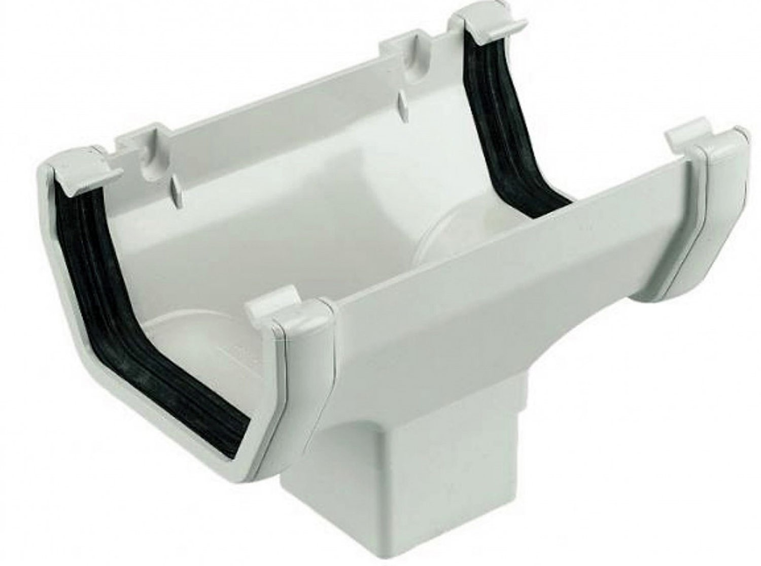 Running Outlet Square (White)