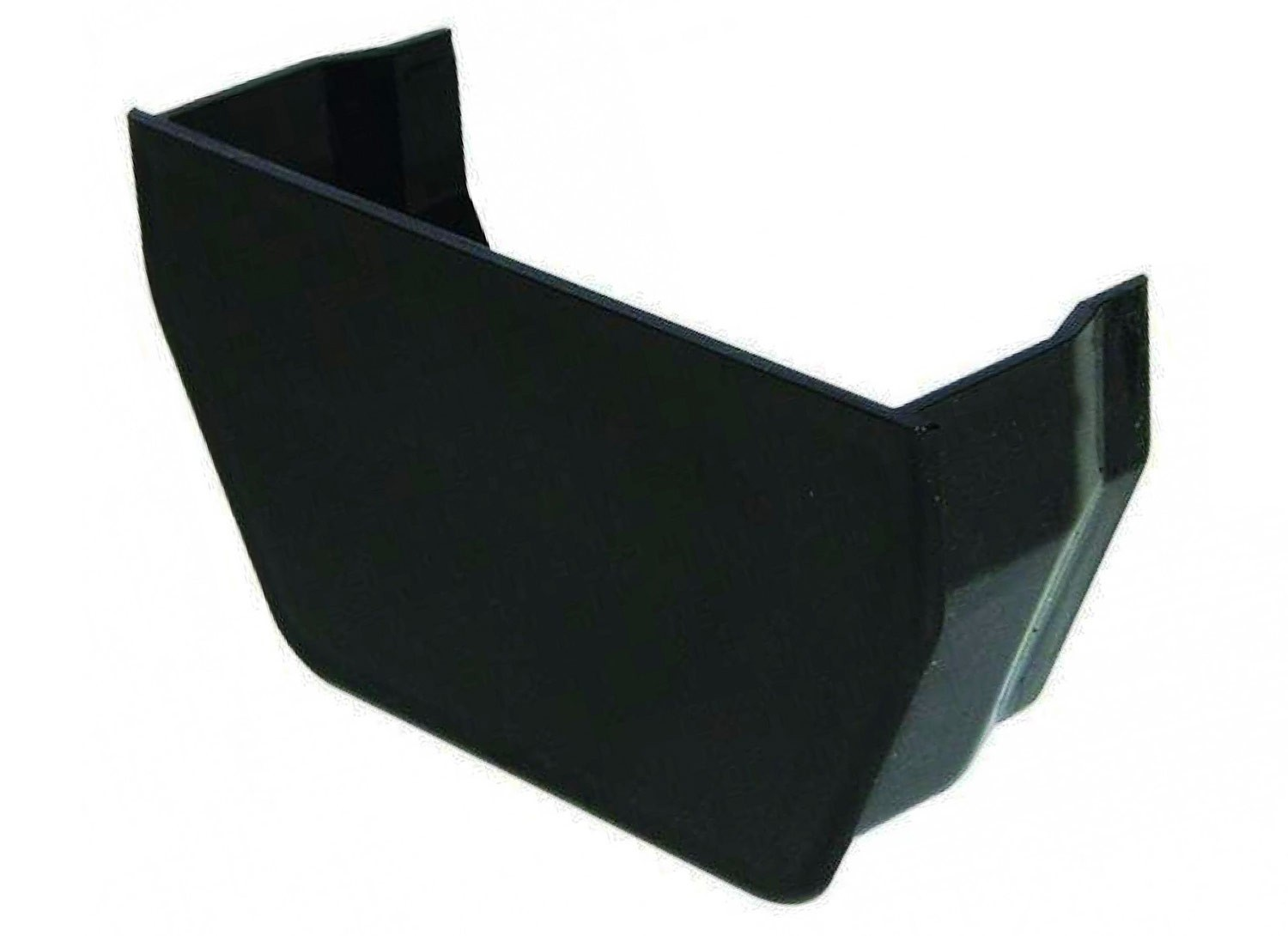 Internal Stopend Square (Black)