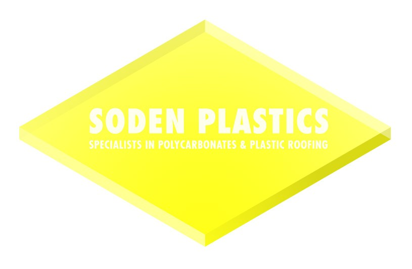 3mm Fluorescent Perspex Sheet Helios Yellow