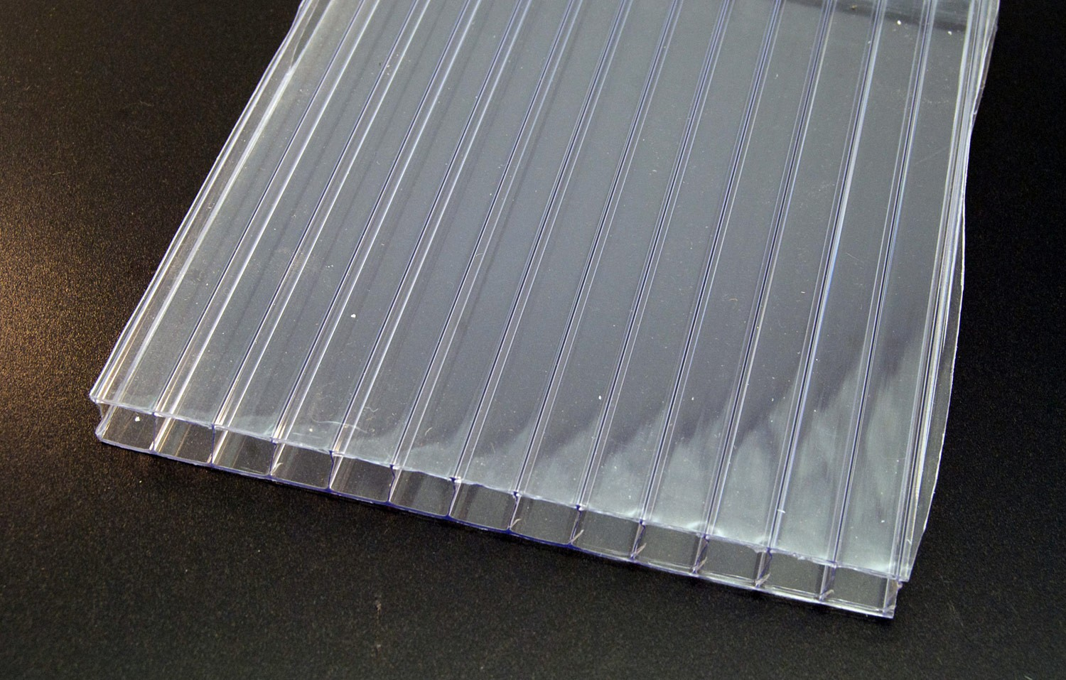 10mm Polycarbonate Twinwall (Clear)