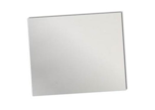1mm Flat PVC Clear Sheet (1m x 1m)