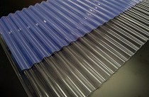"0.8mm Lightweight 1.25"" Mini Corrugated 2440mm"
