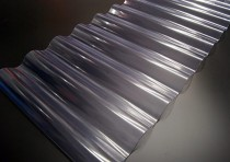 "1.1mm Heavy Duty 3"" Corrugated 6'/1830mm"