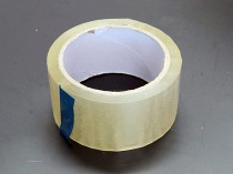Clear Packaging Tape (50mm Wide)