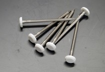 65mm Poly Pins (100 Per Box)