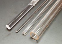 50mm Acrylic Rods (per metre)