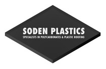 5mm Black Frosted Perspex Sheet (9221)