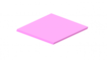 3mm Pastel Perspex Sheet Sour Grape